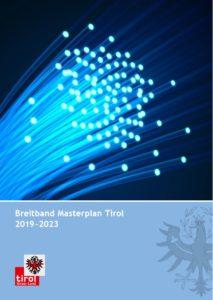 Breitbandmasterplan Tirol 2019 - 2023 Faksimile